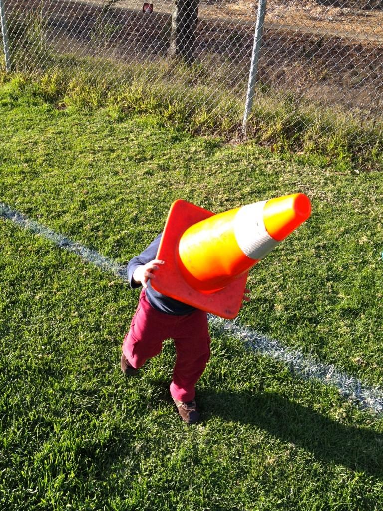 mister cone head