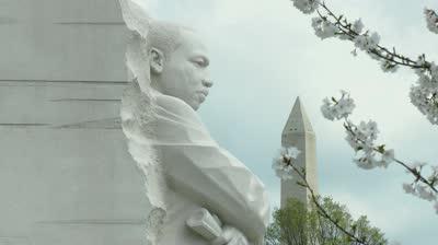 mlk and washington memorial
