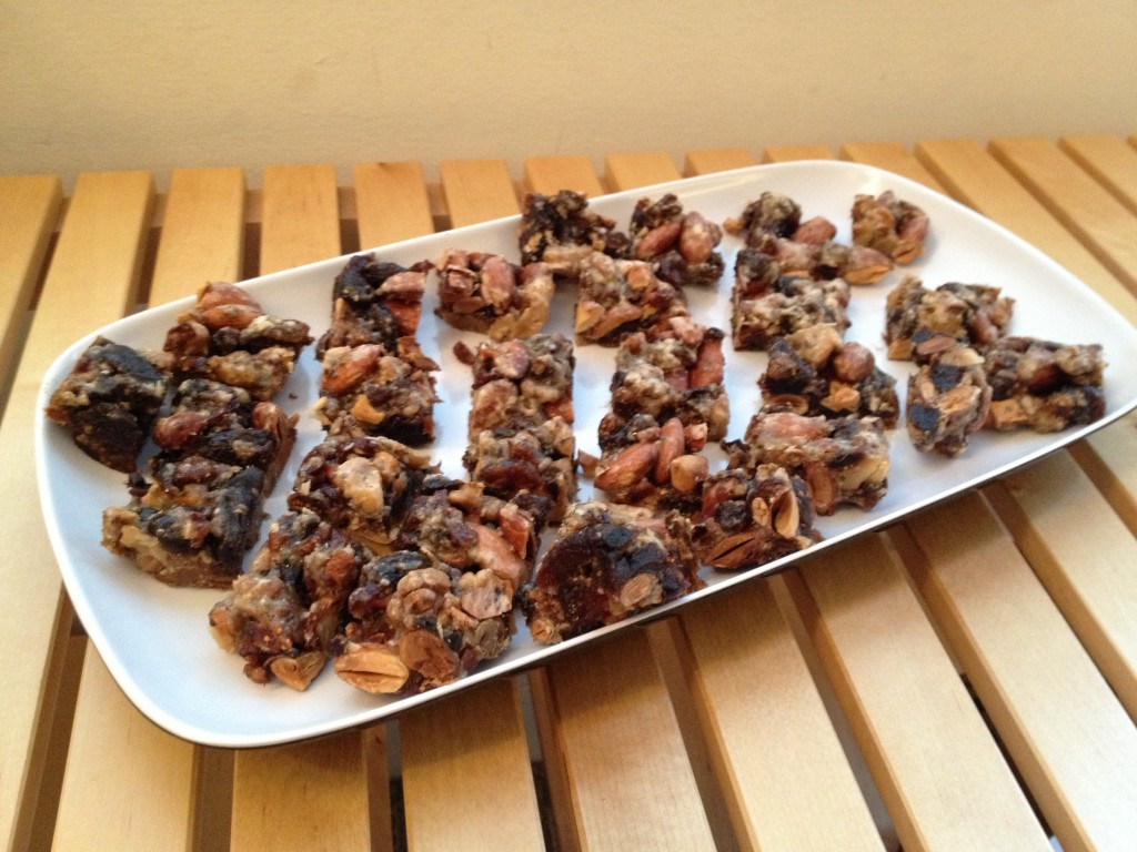 dried fruitcake
