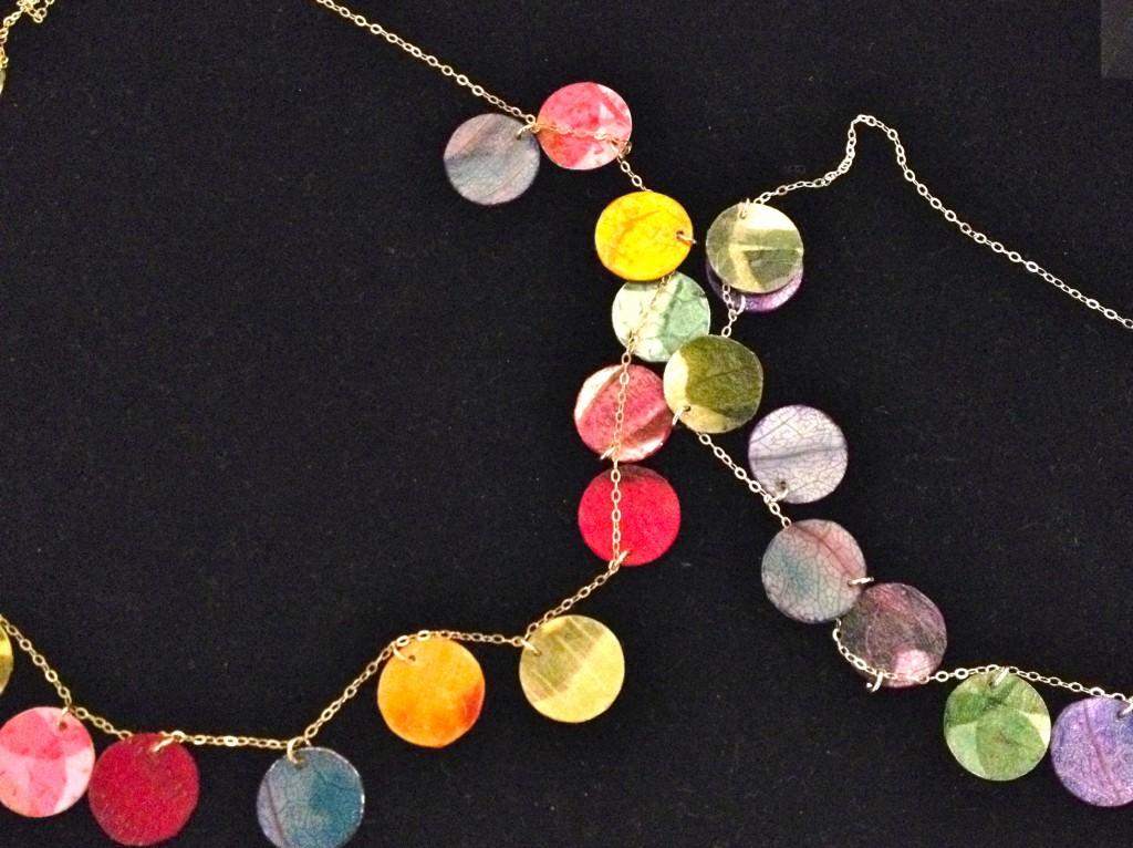 fruit and veggie jewelry
